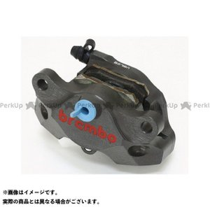 【無料雑誌付き】ブレンボ 汎用 Rear 84mm CNC Caliper KIT P2 表面処理:ハードアナダイズド brembo|motoride