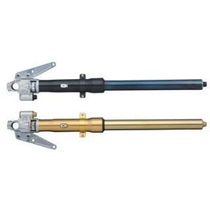 OHLINS フロントフォークキット正立タイプ カラー:ゴールド ZRX1200R