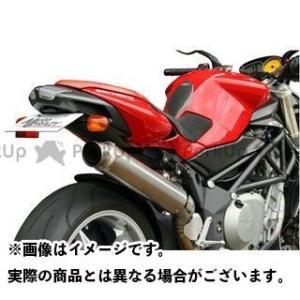 モトクレイジー MotoCRAZY ステンレス製フェンダーレスキット BRUTALE(Y03-09)用 motoride