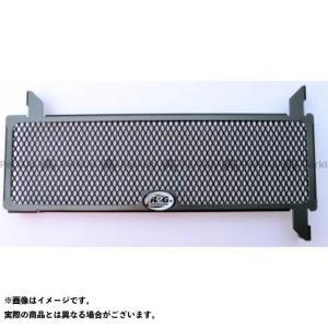 【無料雑誌付き】アールアンドジー VFR800 VFR800X クロスランナー ラジエターガード カラー:チタン R&G motoride