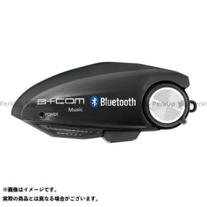 B+COM ビーコム Music オーディオレシーバー ブラック|motoride