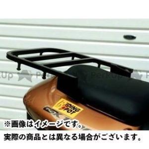 GSX1300R HAYABUSA 隼 ハヤブサ ブラック スチール角パイプ製ナイロンコーティング仕...
