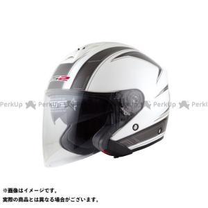LS2 HELMETS エルエスツー 【売り尽くし】 LS2 FREEWAY(フリーウェイ) グラフィックモデル エスプリ ホワイト L/59-60…|motoride