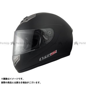 LS2 HELMETS エルエスツー LS2 MARS(マーズ) マットブラック L/59-60cm|motoride