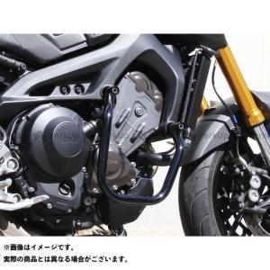 【無料雑誌付き】キジマ MT-09 トレーサー900・MT-09トレーサー XSR900 エンジンガード(ブラック) メーカー在庫あり KIJIMA|motoride