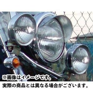 アメリカンドリームス イントルーダークラシック400 フォグランプ クリアレンズ|motoride