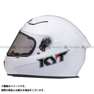 KYT ケーワイティー KR-1 【日本上陸2周年記念特価】 ホワイトソリッド XS/53-54cm motoride