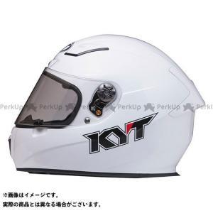 KYT ケーワイティー KR-1 【日本上陸2周年記念特価】 ホワイトソリッド L/59-60cm motoride