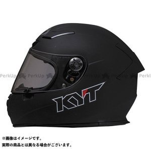 KYT ケーワイティー KR-1 【日本上陸2周年記念特価】 マットブラック XL/61-62cm motoride