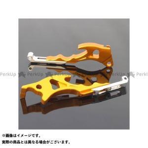 メーカー在庫あり ライズコーポレーション アドレスV125 アドレスV125/G(CF46A) アルミビレットブレーキレバー ゴールド/シルバー|motoride
