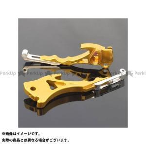メーカー在庫あり ライズコーポレーション マジェスティ125 マジェスティ125(5CA) アルミブレーキレバー ゴールド/シルバー|motoride