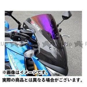 Magical Racing バイザースクリーン 材質:平織りカーボン製 カラー:クリア GSX-S1000|motoride