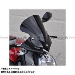 【無料雑誌付き】スキッドマークス ブルターレ800 フライウィンドスクリーン カラー:ダークスモーク Skidmarx motoride