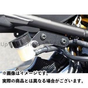 マジカルレーシング MT-09 XSR900 ブレーキタンクホルダー(平織りカーボン製)   Magical Racing|motoride