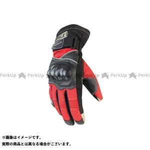SCOYCO MC15B-2 セミウィンタースポーツグローブ カラー:レッド サイズ:2XL|motoride