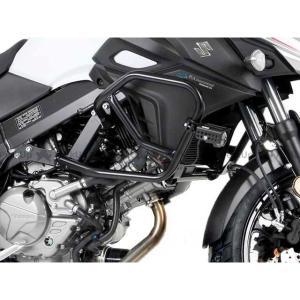 【無料雑誌付き】ヘプコ&ベッカー Vストローム650 Vストローム650XT エンジンガード(ブラック) HEPCO&BECKER|motoride