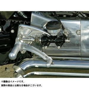 【無料雑誌付き】ミスミエンジニアリング スポーツスターファミリー汎用 04〜 スポーツスター用 バックステップ MISUMI ENGINIEERING|motoride