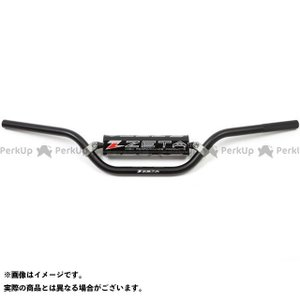 ZETA CXハンドルバー Mini Racer-HIGH(ブラック) 汎用 motoride