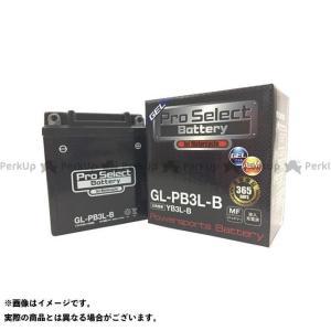 プロセレクトバッテリー GL-PSZ5S(YTZ5S互換)(ジェルタイプ 液入り充電済) Pro S...