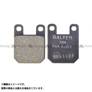 ガルファー GALFER セミメタルパッド FD065G1054|motoride