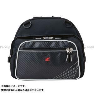 【無料雑誌付き】ホンダ Honda タンデムヒップバッグ(ブラック) Honda motoride