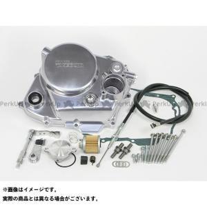 SP武川 TAKEGAWA ダイカストクラッチカバー(バフクリア塗装)|motoride