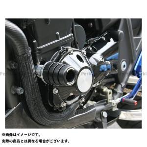 【無料雑誌付き】ストライカー ガードスライダー(オールブラック) STRIKER|motoride