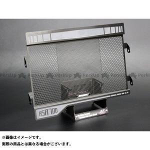 エッチングファクトリー XSR700 XSR700用 ラジエターコアガードSB 黄エンブレム  ETCHING FACTORY|motoride