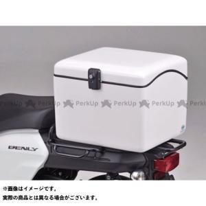 JMS スーパーカブ110 スーパーカブ50 NEWラゲージBOX L(B-26) 白|motoride