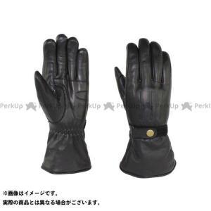 ブラック Thinsulate(シンサレート) HiPORA(ハイポーラ) アニリン仕上げの美しく、...
