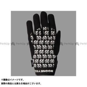 【無料雑誌付き】ムーンアイズ OMG-003 グローブ(ブラック) サイズ:M MOONEYES|motoride