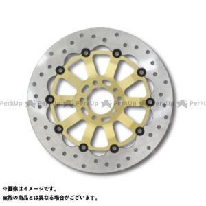 【無料雑誌付き】サンスター カスタムタイプ ディスクローター(ゴールド) SUNSTAR|motoride
