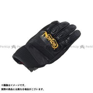 【無料雑誌付き】ノートン NRG03 グローブ(ブラック) サイズ:M Norton|motoride