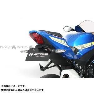 アクティブ GSX-R1000 フェンダーレスキット(ブラック) LEDナンバー灯付き motoride