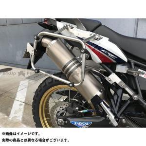 メーカー在庫あり COOCASE R1200GS ステンレスサイドラック|motoride