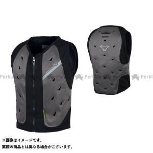 メーカー在庫あり マクナ MACNA Cooling vest Evo(クーリングベストエヴォ) L-XL|motoride