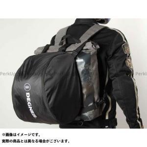 【無料雑誌付き】デグナー NB-106 ヘルメットバッグ カラー:ブラック DEGNER|motoride