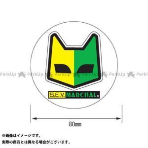 マーシャル MARCHAL ステッカー 丸形初心者マーク motoride