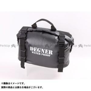 メーカー在庫あり DEGNER デグナー NB-148 防水サイドバッグ(ブラック)|motoride