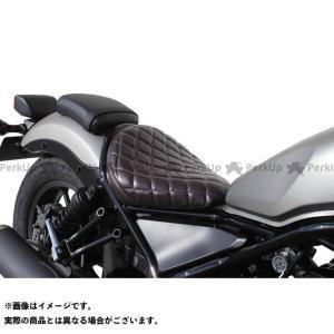 メーカー在庫あり SP武川 レブル250 クッションシートカバー(ダイヤモンドステッチ)|motoride