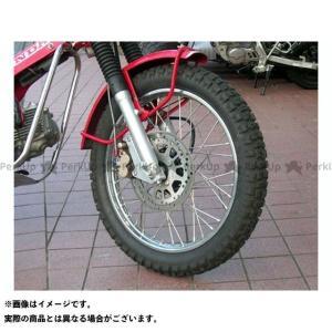 MotoSalgo CT110 ハンターカブ CT110(Pモデル) ノーマルフォーク対応 フロントブレーキディスク化 ベーシック キット|motoride