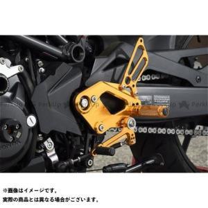 ベビーフェイス CB250R バックステップキット ブラック|motoride