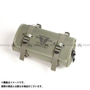 メーカー在庫あり DEGNER デグナー NB-181 ナイロンツールバッグ(カーキ)|motoride