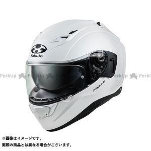 【無料雑誌付き】オージーケーカブト KAMUI-III(カムイ・3) パールホワイト サイズ:S OGK KABUTO|motoride