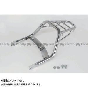 メーカー在庫あり SP武川 モンキー125 リアキャリア(クロムメッキ)|motoride