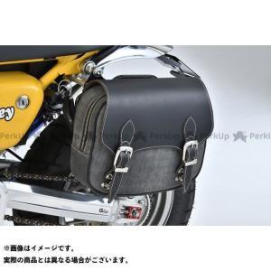 Gクラフト Gクラフト×DEGNER サドルバッグ(ブラック)   ジークラフト motoride