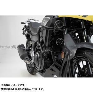 【無料雑誌付き】SWモテック Vストローム250 クラッシュバーブラック Suzuki V-Strom 250(18-).|SBL.05.908.1…|motoride