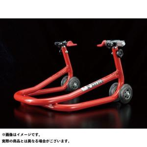 【無料雑誌付き】Jトリップ ローラースタンド カラー:赤 j-trip|motoride