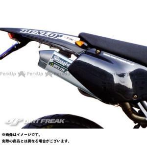 デルタ 250SB Dトラッカー KLX250 バレル4サイレンサー|motoride