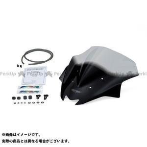 MRA スクリーン レーシング カラー:スモーク Z250|motoride